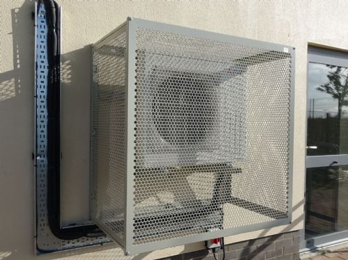 Air Conditioning Condensing Unit Medium Protective Cage CG2-M01 Protective Guard